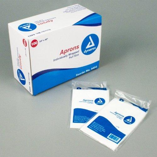 Polyethylene Aprons - 24