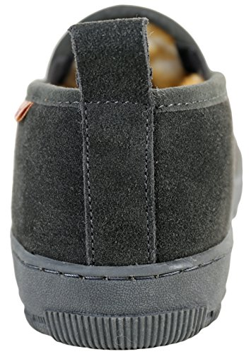 Grey Cody Tamarac Men's by Slippers Slipper Sheepskin International Charcoal wTq8Ox64