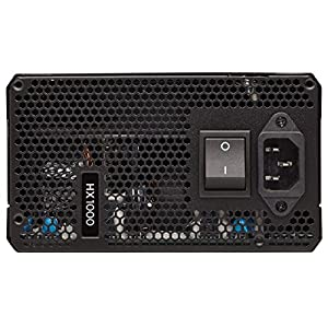 Corsair CP-9020139-NA HX1000 1000W 80 Plus Platinum High Performance Power Supply