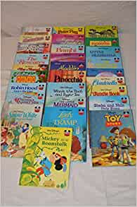 The magical world of disney 30 books collection box set