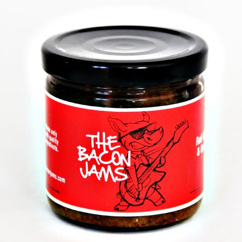 Chile Jam (The Bacon Jams Red Chile & Garlic 8oz)