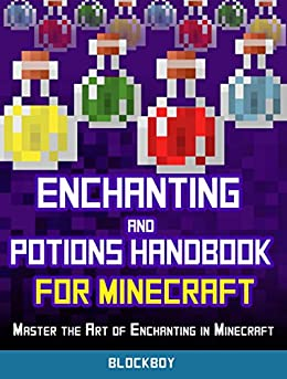 how to make potions of enchanting in minecraft