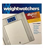 Weight Watchers Digital Glass Scale by Conair (square support)