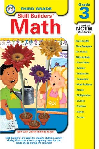 Math, Grade 3 (Skill Builders™)
