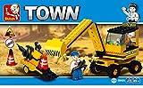 Sluban Lego Rooter