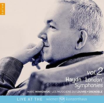 ハイドン《ロンドン・セット》第2集(交響曲99~104番)
