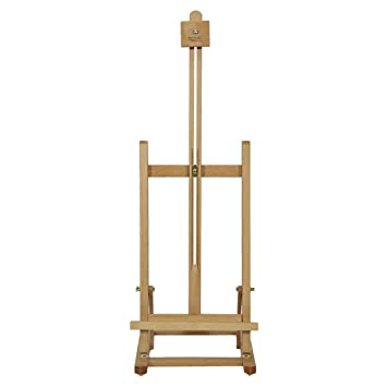 Mont Marte Artist Tripod Easel-table Wooden: Amazon com