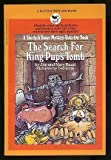 img - for The Search for King Pup's Tomb (Sherluck Bones Mystery Series) by Jim Razzi (1985-03-01) book / textbook / text book