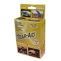 Kit de reparación de telas de lágrima, caja de oro tipo A