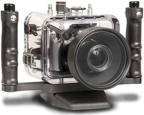 Ikelite 6148.01 Carcasa submarina para cámara: Amazon.es ...