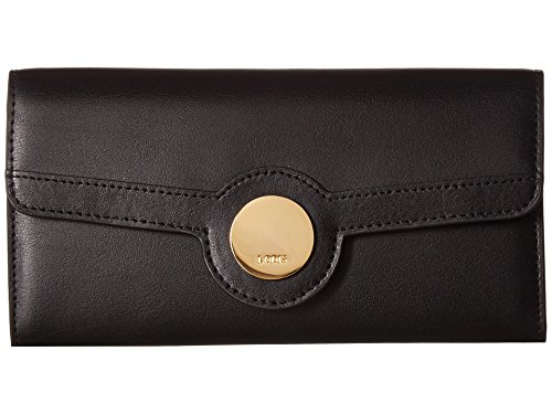Lodis Accessories Women's Rodeo RFID Luna Clutch Wallet Black One Size