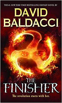 Amazon.com: The Finisher (Vega Jane, Book 1) (9780545888547): David Baldacci: Books