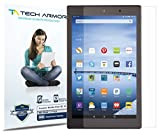 Kindle Fire HD Screen Protector, Tech Armor High Definition HD-Clear Amazon Kindle Fire HD 10 (2015) Film Screen Protector [2-Pack]