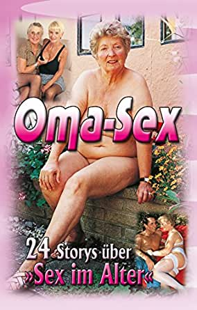 German oma sex