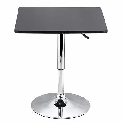 Amazon.com: INSPIRE Q Lorin Cool Round Glass Coffee Table