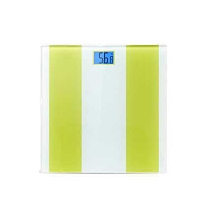 Cucsaist Básculas Electrónicas Básculas Cuasalientes Básculas De Pesas Básculas De Cuerpo Vidrio Templado Peso Máximo 150