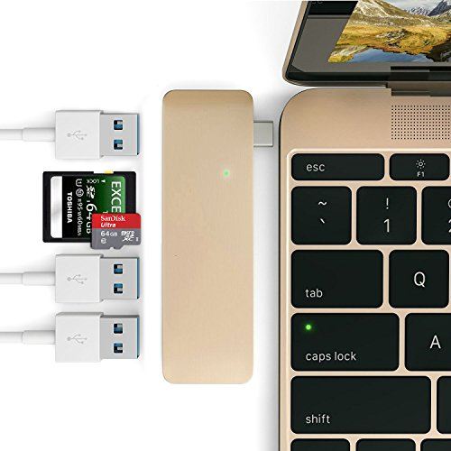 sicotool Adapter Macbook Multiport Dongle product image