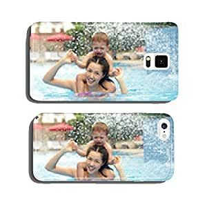 Scared of water cell phone cover case iPhone6