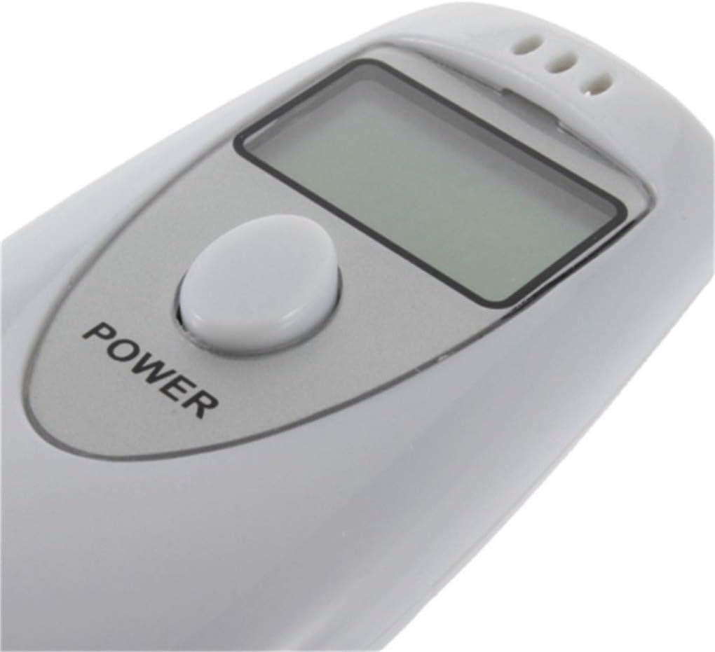 Busirde Personal Professional num/érique Testeur dalcool Portable Alcool testeur analyseur Souffle d/étecteur 2 95x36mm
