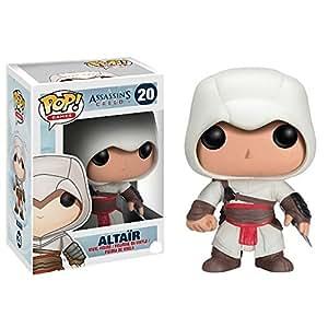 Pop! Games - Altair de Assassin's Creed, figura de 10 cm (Funko FUNVPOP3729)