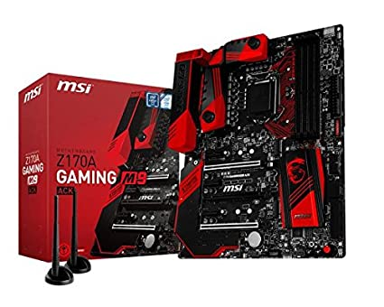 MSI Z170A M9 ACK Socket LGA1151 Gaming Motherboard