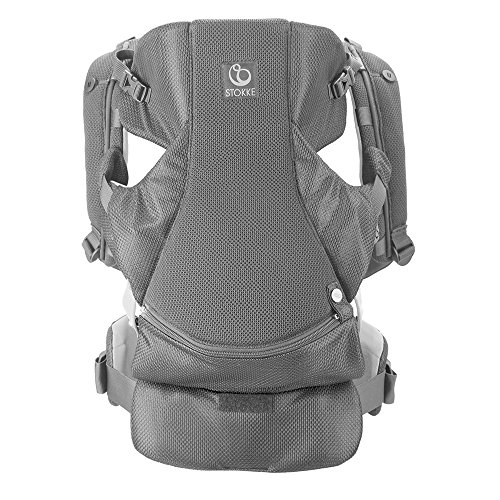 Stokke My Front Carrier, Grey Mesh