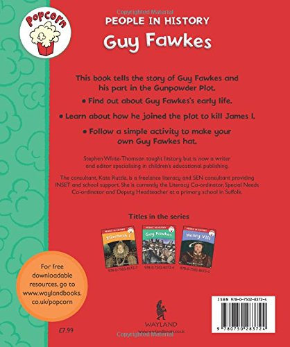 Popcorn: People in History: Popcorn: People in History: Guy Fawkes by imusti (Image #2)