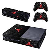 Cheap MagicSkin Vinyl Skin Sticker Cover Decal for Microsoft Xbox One Console and Remote Controllers