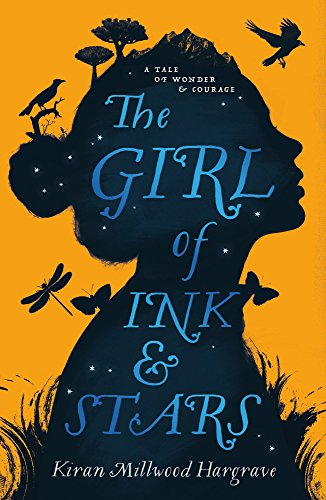 """The Girl of Ink & Stars"" av K. M. Hargrave"