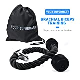 Your Supermart 27.5-inch Rope Length Triceps Rope Gym - Best Reviews Guide