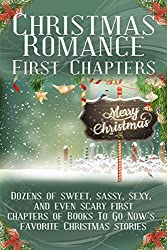 Christmas Romance First Chapters