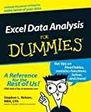 Excel Data Analysis for Dummies®, Stephen L. Nelson, 0764516612