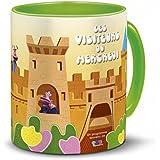 La Sucrerie - Paris Tasse céramique My Mug - Décor de l'émission - Les Visiteurs du mercredi de 1977-78 collector