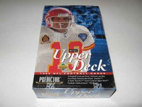 1995 Upper Deck Football Box (Retail) ()