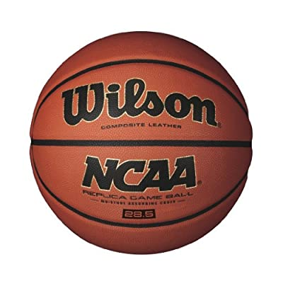 WNRBB Wilson Sporting Goods NCAA Replica Game Basketball