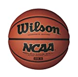 Wilson NCAA Replica Game Basketball (28.5-Inch)