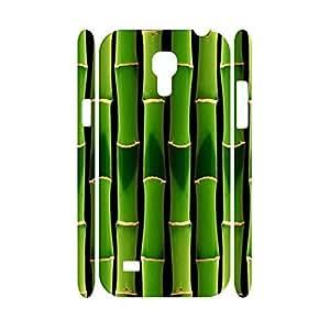 Fancy Custom Handmade Print Bamboo Dustproof Phone Cover Skin for Samsung Galaxy S4 Mini I9195 Case WANGJING JINDA