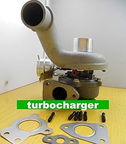 Amazon.com: Gowe Turbocompresor para GT1852 V gt185 GT18 ...