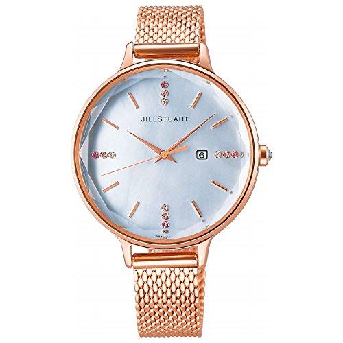 f597c72251 Amazon   [ジルスチュアート]JILLSTUART TIME 10周年記念 限定モデル ソーラー 腕時計 レディース NJAT701    国内メーカー   腕時計 通販