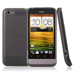 GGMM Pure-HV - Carcasa para HTC One V, color negro