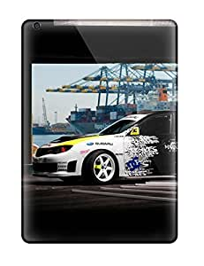Matt C Brown Design High Quality Subaru Cover Case With Excellent Style For Ipad Air