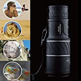 #10: PANDA Day Vision 40x60 HD Optical Monocular Hunting Camping Hiking Teles