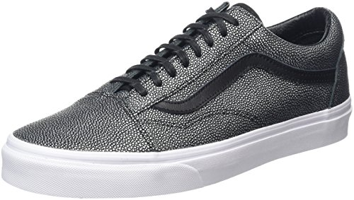 Vans Mixte embossed Adulte Basses Chaussures Noir Stingray U Old Skool Black Z6aXqUZr