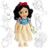 Best Disney Babydolls - Disney Animators' Collection Snow White Doll with Bluebird Review