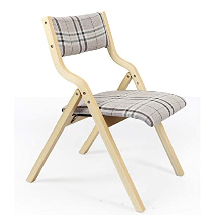 Excellent Amazon Com Wz Dining Chairs Wood Folding Living Chair Creativecarmelina Interior Chair Design Creativecarmelinacom