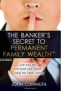 The bankers secret 9780943973050 banking books amazon the bankers secret to permanent family wealth live your lifed build fandeluxe Choice Image