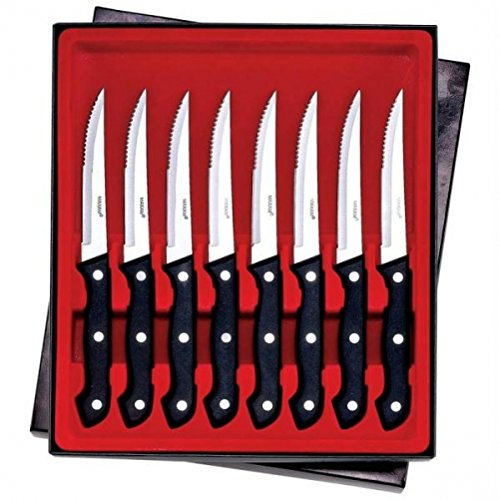 Maxam 8 Piece Steak Knife Set