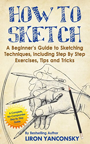 >>> HOW TO SKETCH: A Beginner's Guide to Sketching TechniquesDo you want to start sketching, TODAY? Do you always doodle on every available piece of paper on sight? Did you never get the chance to FINALLY commit to sketching and drawing?If y...