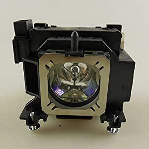Kosrae best-sold lámpara bombilla con carcasa COMPATIBLES Original ET-LAL100para PANASONIC PT-LW25H/PT-LX22/PT-LX26/PT-LX26H/PT-LX30H Proyector