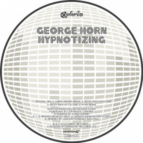 George Horn - Hypnotizing